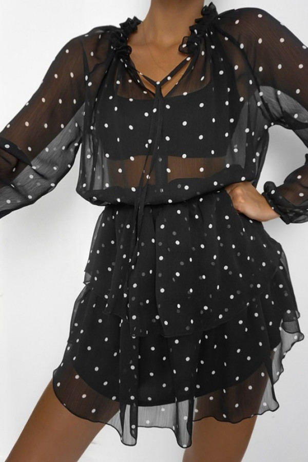 Sukienka TERI Black