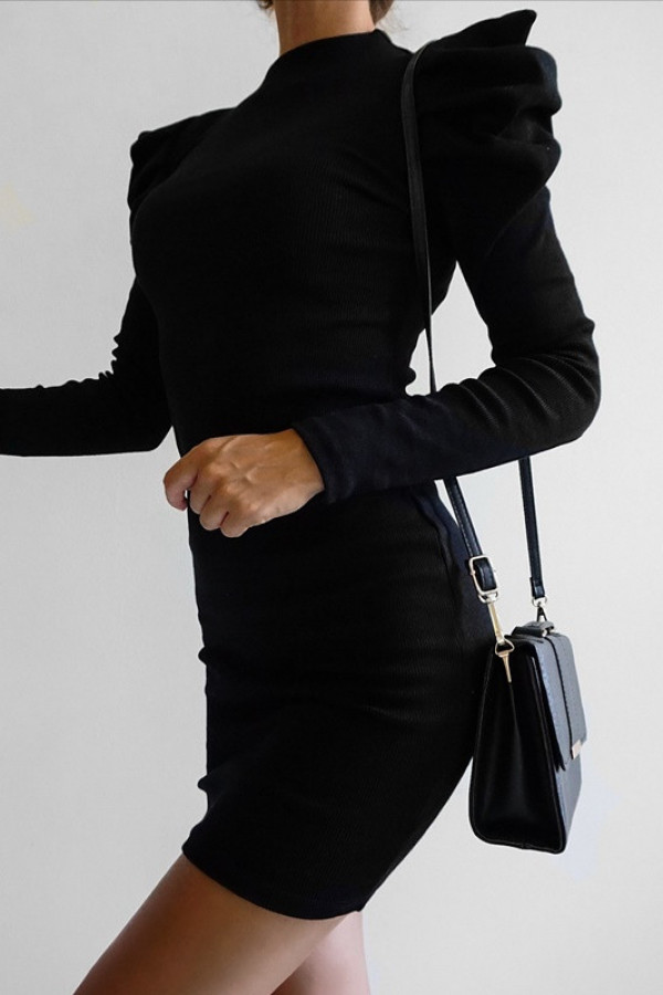 Sukienka HOLLY Black 1