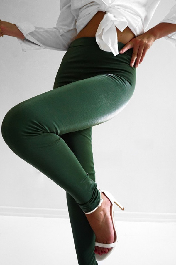 Legginsy LATEKS Green