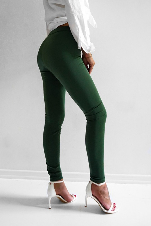 Legginsy LATEKS Green 1