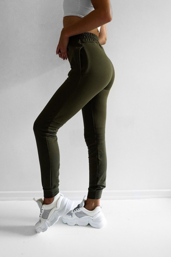Spodnie KAROLA Khaki 1