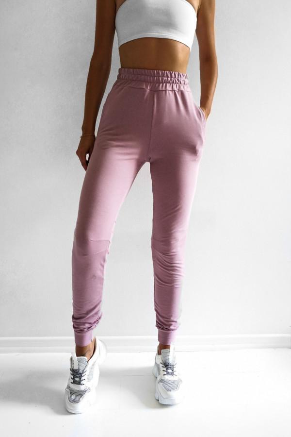 Spodnie KAROLA Light Pink
