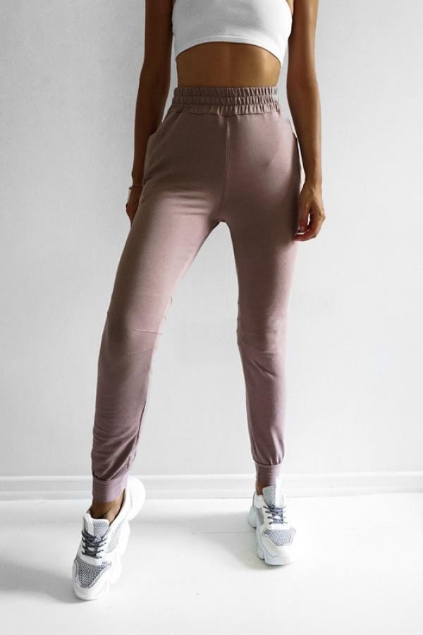 Spodnie KAROLA Pink