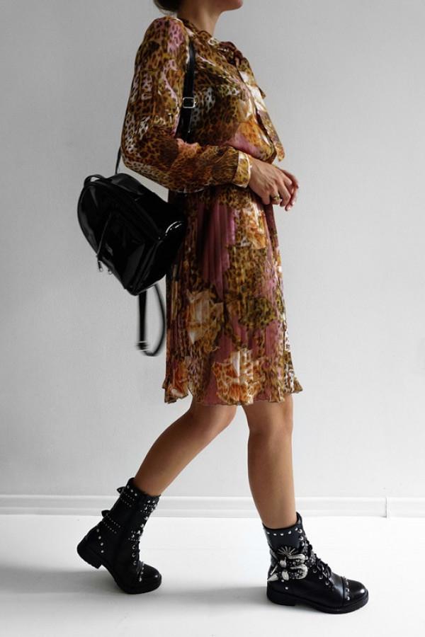 Sukienka Paloma Brown 1
