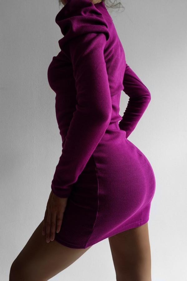 Sukienka HOLLY Violet 1
