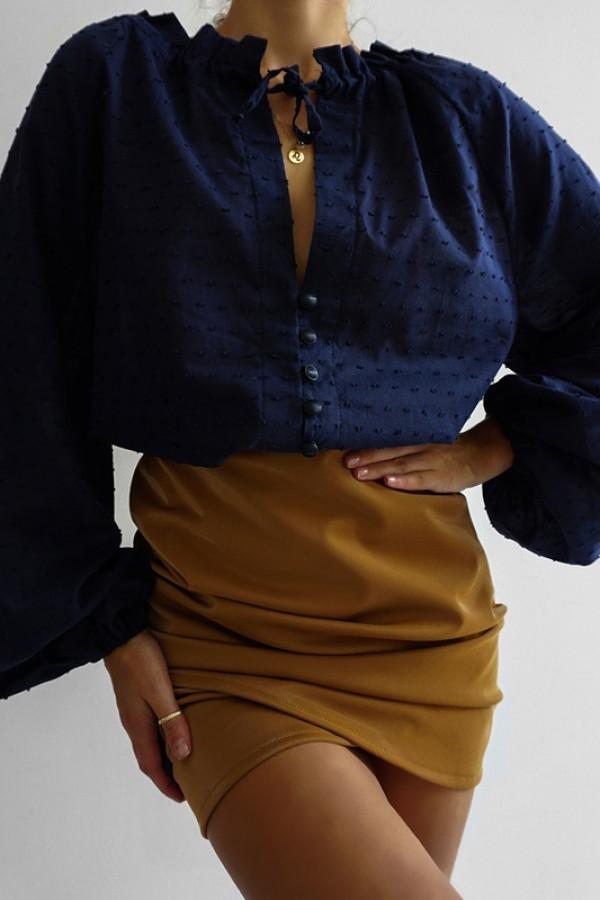 Koszula COBE Granatowy