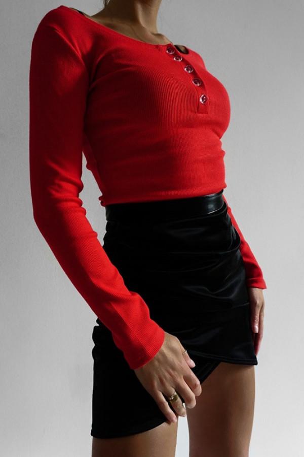 Bluzka MARTII Red 1
