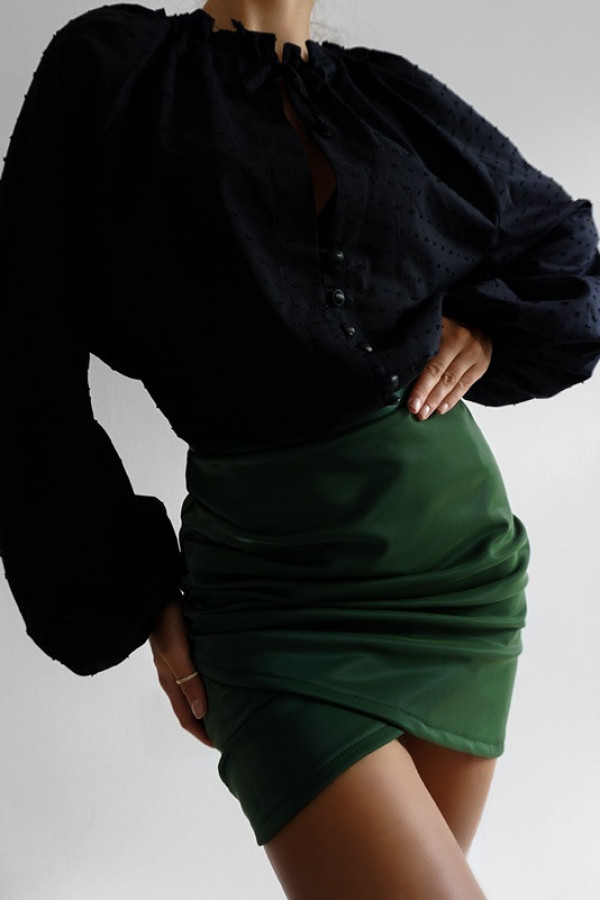 Spódnica Lateks Green