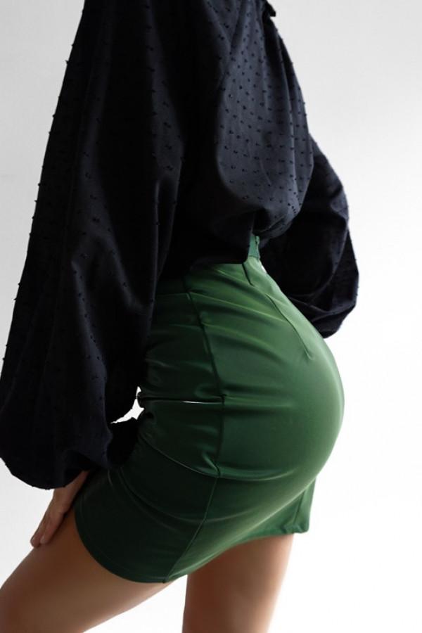Spódnica Lateks Green 1