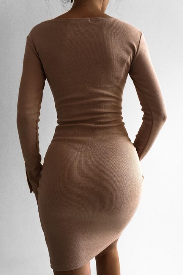 Sukienka MARTII Nude 1