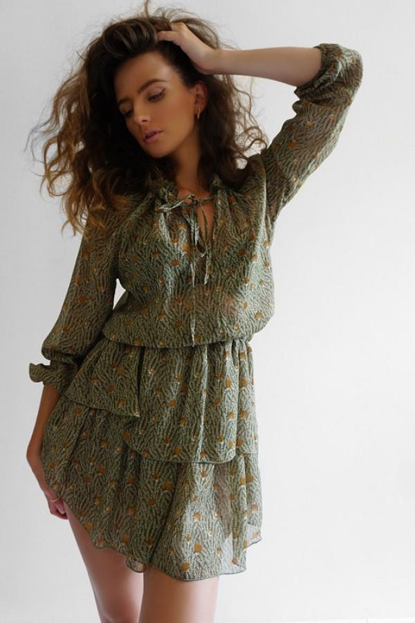 Sukienka TERI Green