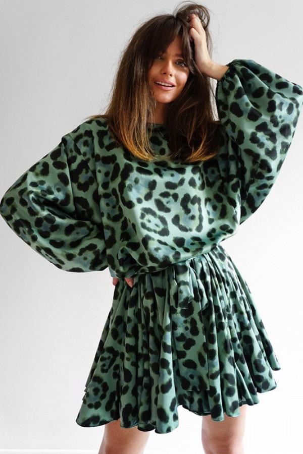 Sukienka TULUZA Green