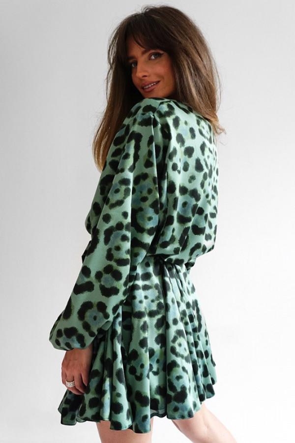 Sukienka TULUZA Green 1