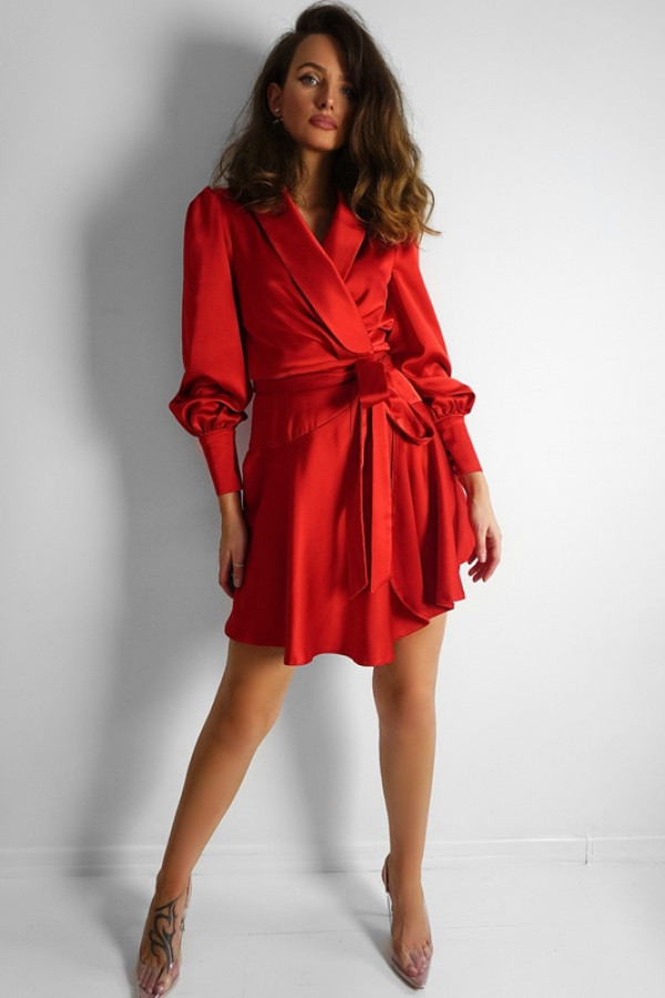 Sukienka CAROLINE Red