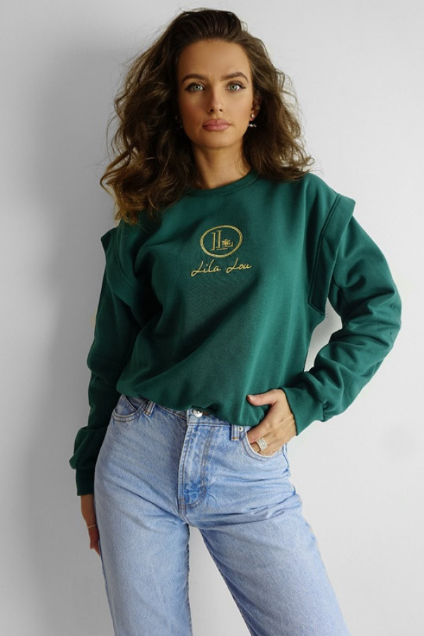 Bluza ZOE Green