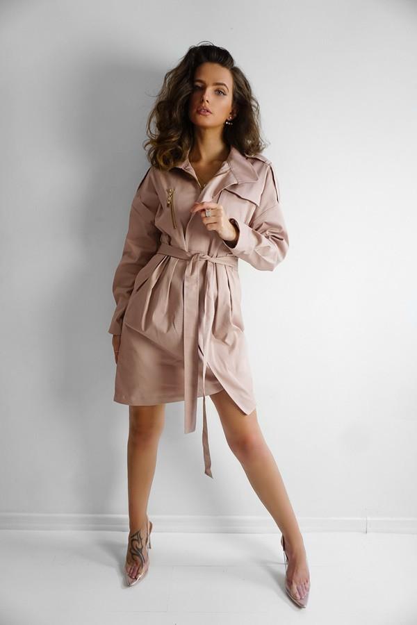 Płaszcz MODERN Pink