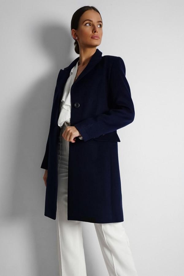 Płaszcz EVA Navy Blue