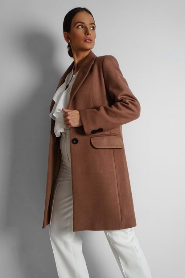 Płaszcz EVA Brown