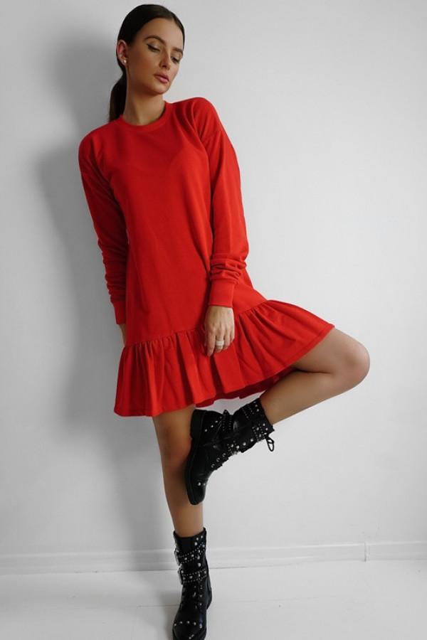 Sukienka CHELSEA Red