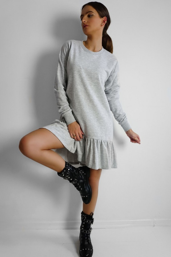 Sukienka CHELSEA Grey