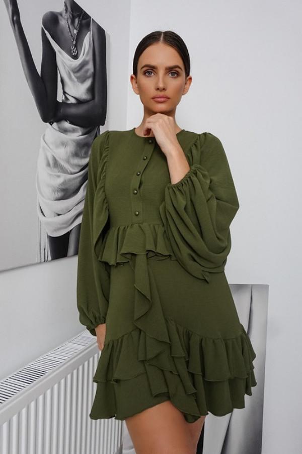 Sukienka 001 Khaki