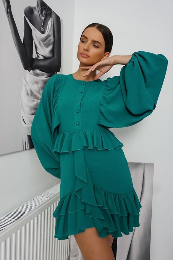 Sukienka 001 Lazurowy