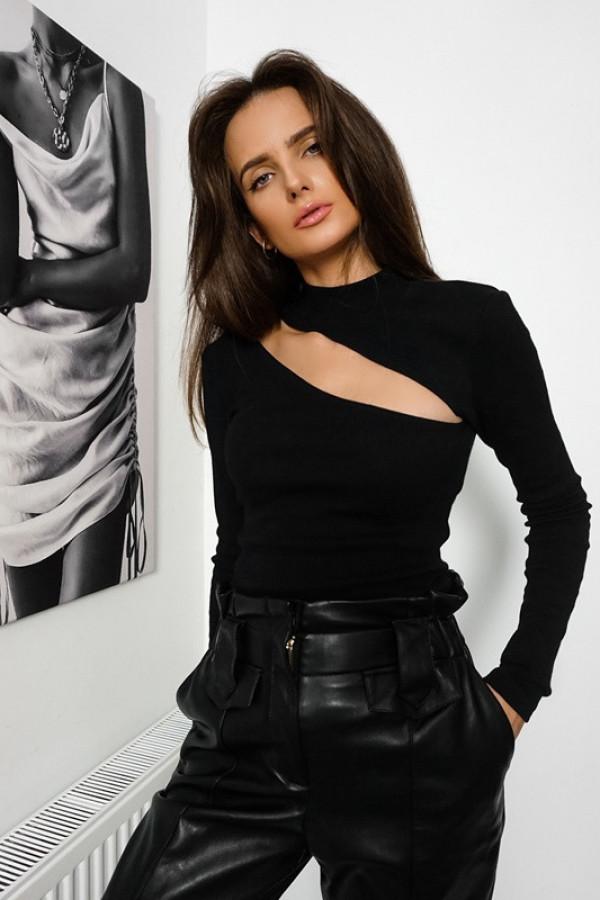 Bluzka ANDREA Black