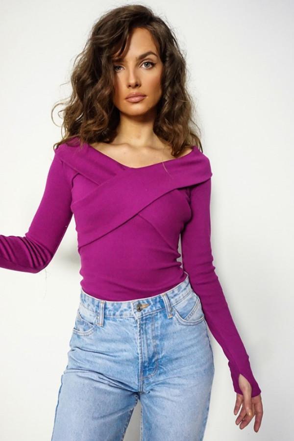Bluzka NAKED Violet