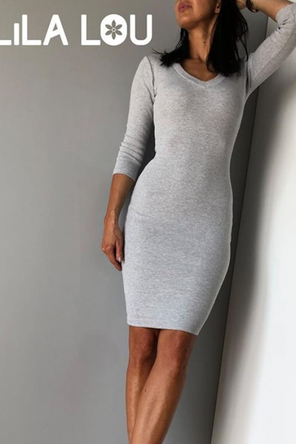 Sukienka TARA Grey