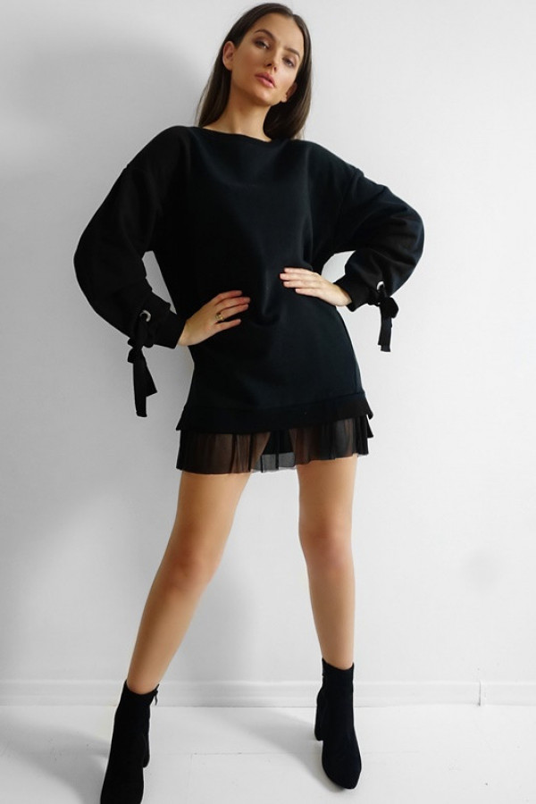 Sukienka KARLA Black