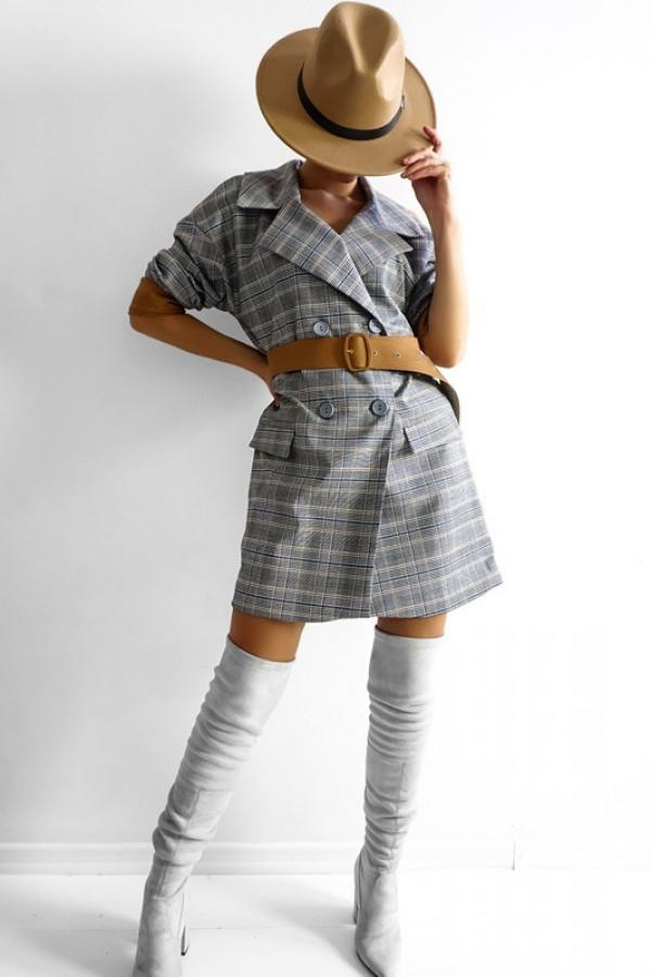 Sukienka ARLES Grey