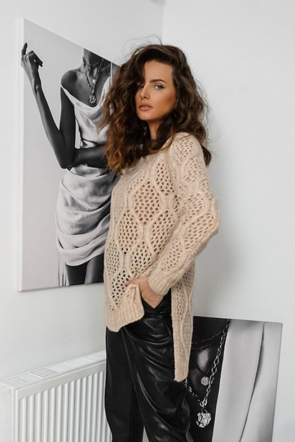 Sweter MOLLY Beige