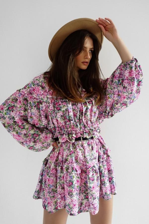 Sukienka YES Pink