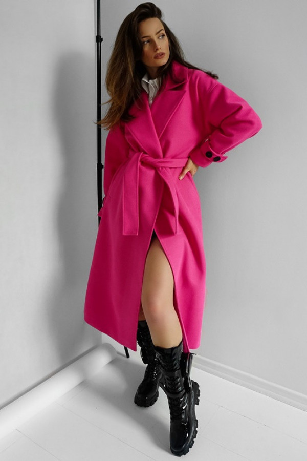 Płaszcz CITY Pink