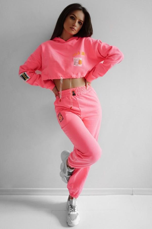 Komplet dresowy IVI Neon Pink
