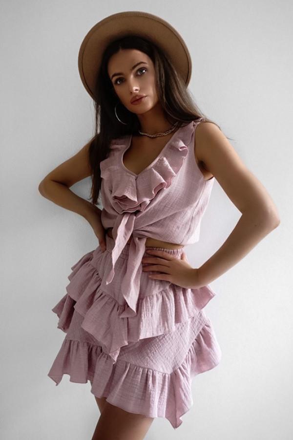 Komplet LIRA pink