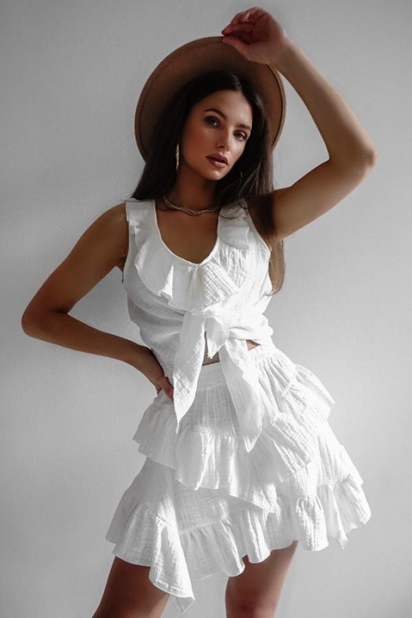 Komplet LIRA white