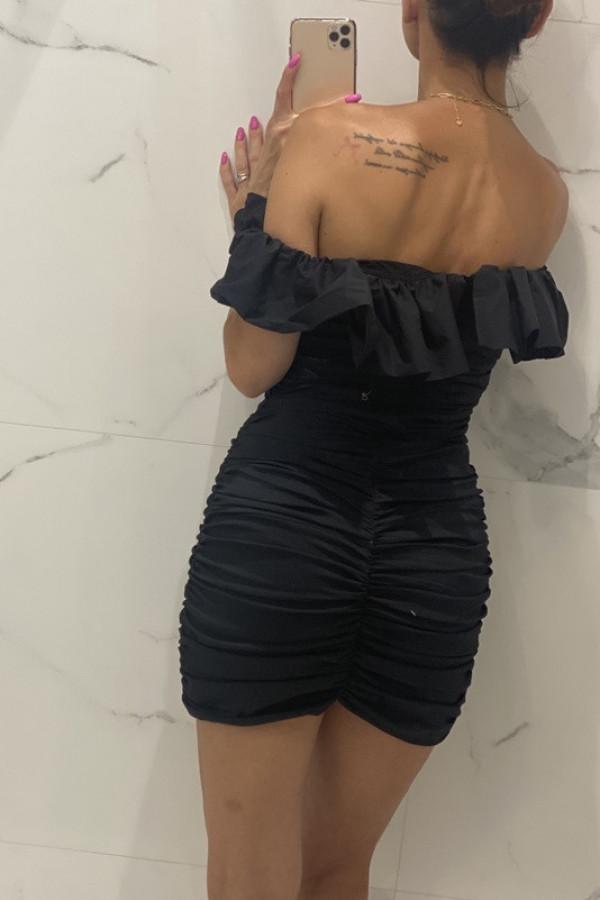 Sukienka LETA black 1