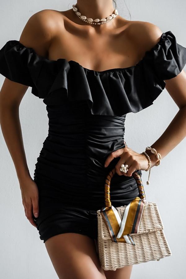 Sukienka LETA black