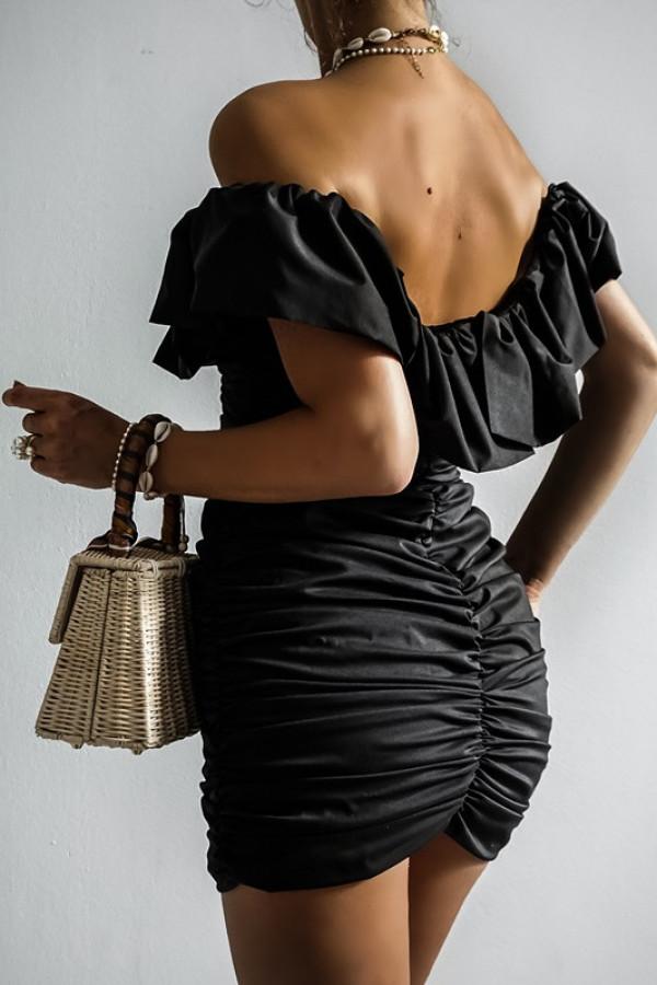 Sukienka LETA black 2