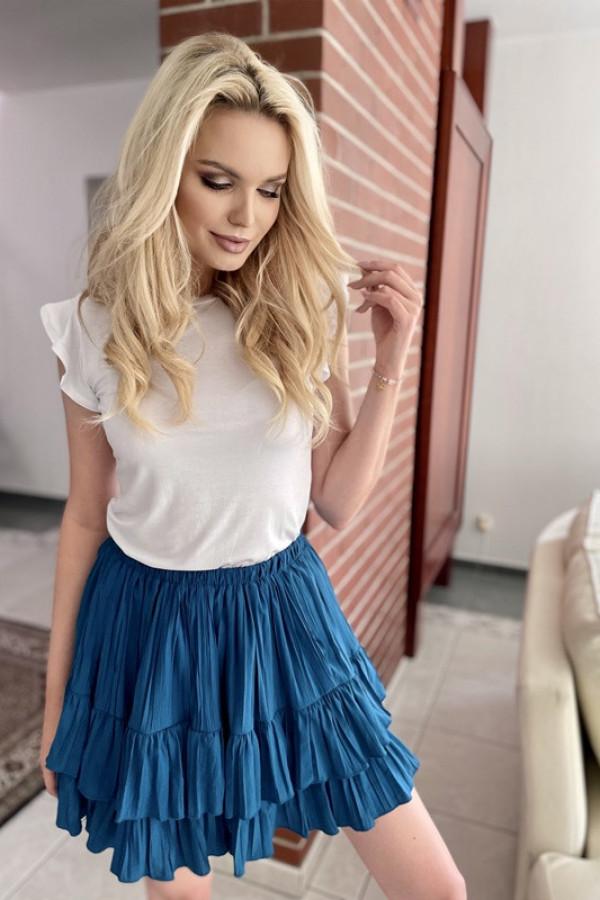 Spódnica ROSE royal blue