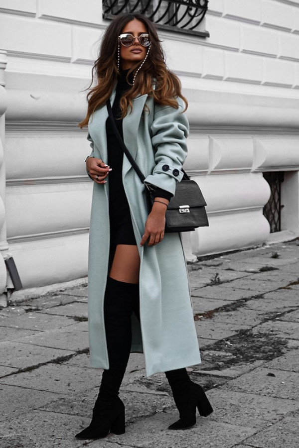 Płaszcz CITY olive