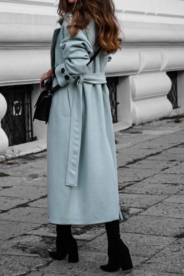 Płaszcz CITY olive 1