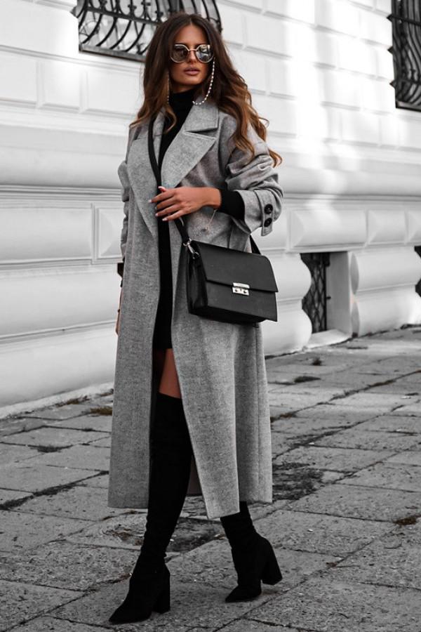 Płaszcz CITY grey