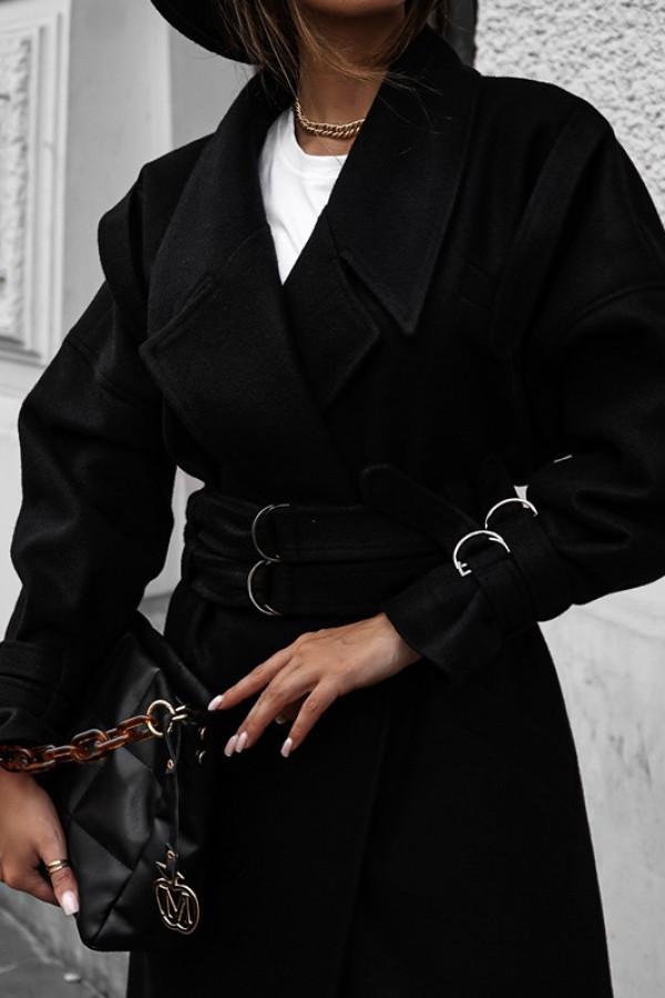 Płaszcz VERSI black 1