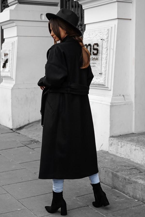 Płaszcz VERSI black 2