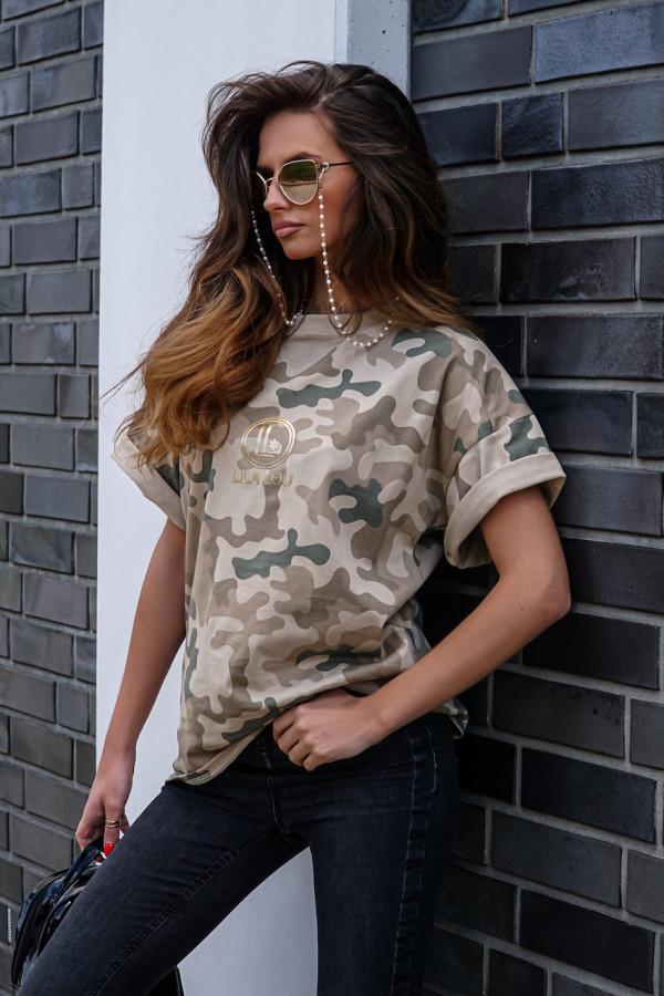 T-shirt MORO GOLDEN LOGO 3