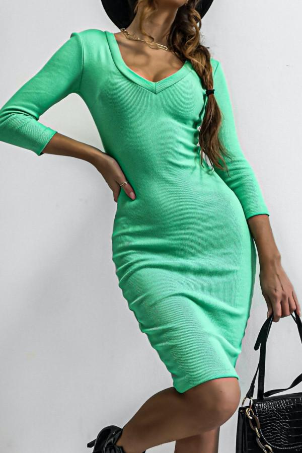 Sukienka TARA VERONESE GREEN 1