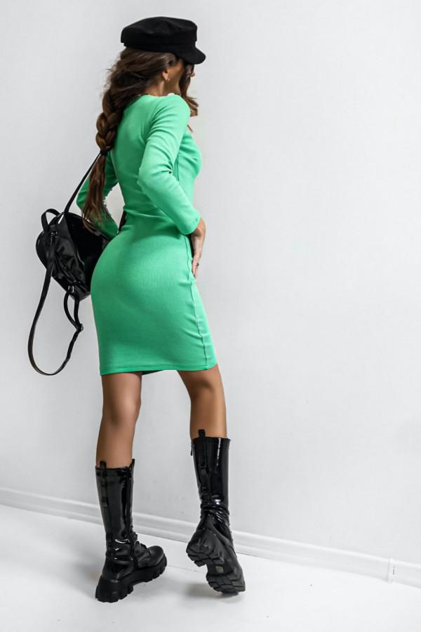 Sukienka TARA VERONESE GREEN 2