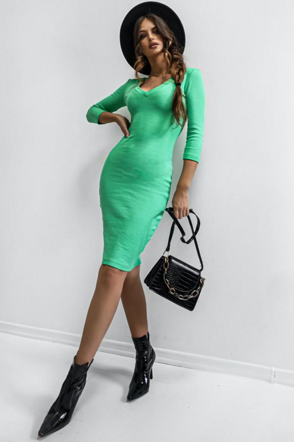 Sukienka TARA VERONESE GREEN 3